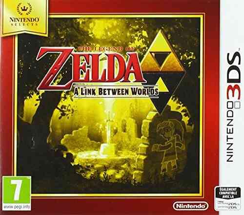 The Legend of Zelda : A Link Between Worlds - Nintendo Selects 1