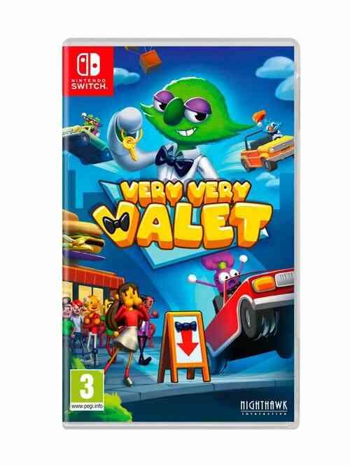 Very Very Valet Nintendo Switch 1