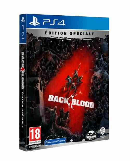 - Précommande - Back 4 Blood Edition Spéciale PS4 1