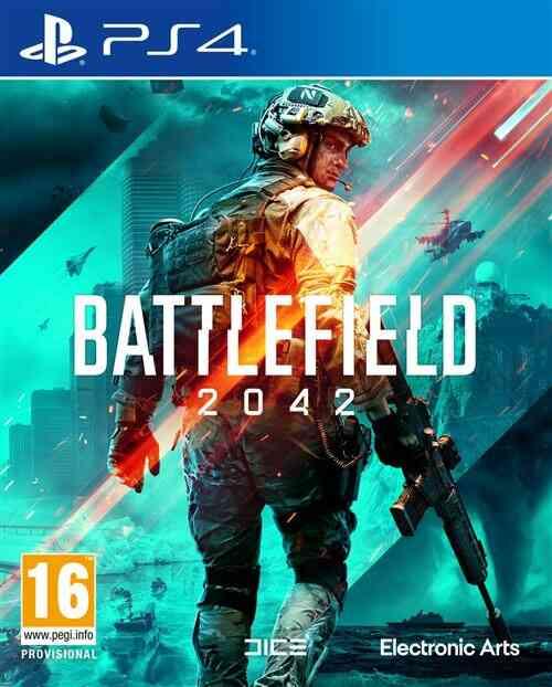 - Précommande - Battlefield 2042 PS4 1