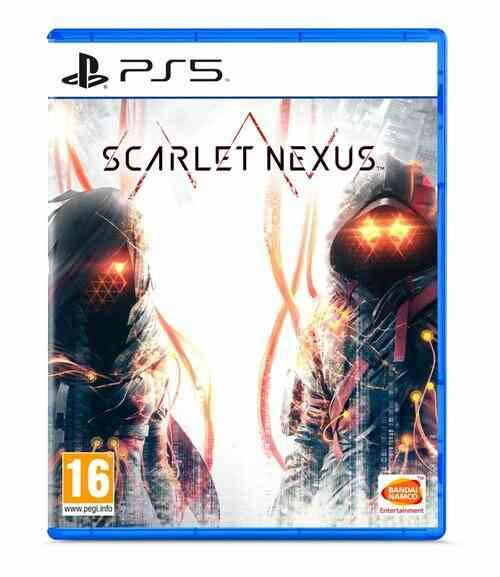 - Précommande - Scarlet Nexus PS5 1