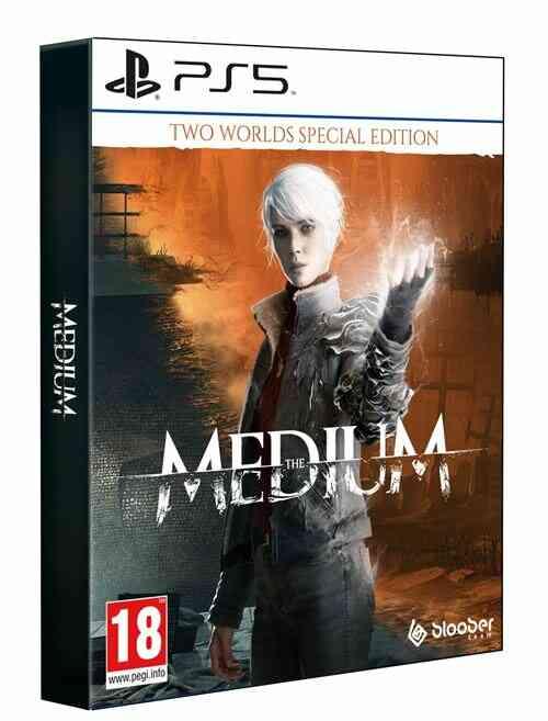- Précommande - The Medium Edition Spéciale PS5 1