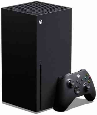 Console Microsoft Xbox Series X 1