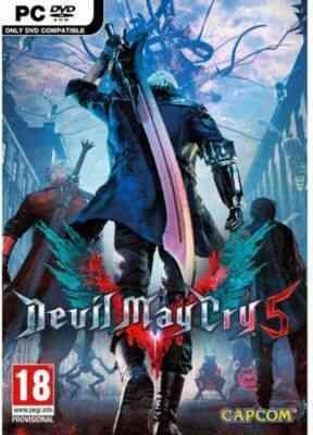 Devil May Cry 5 Jeu PC 1