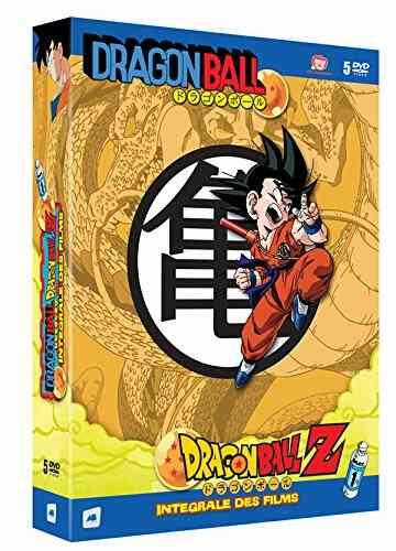 Dragon Ball & Dragon Ball Z : L'intégrale des Films (Part 1) 1