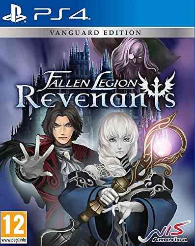 Fallen Legion Revenants - Vanguard Edition (PS4) 1