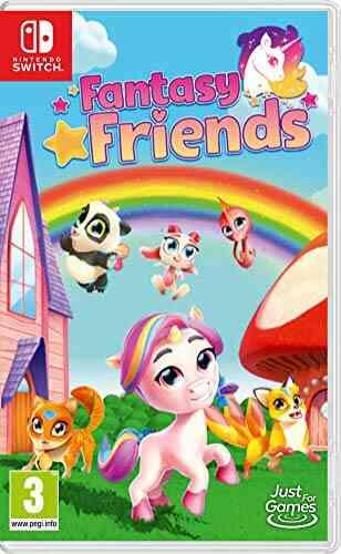 Fantasy Friends (Nintendo Switch) 1