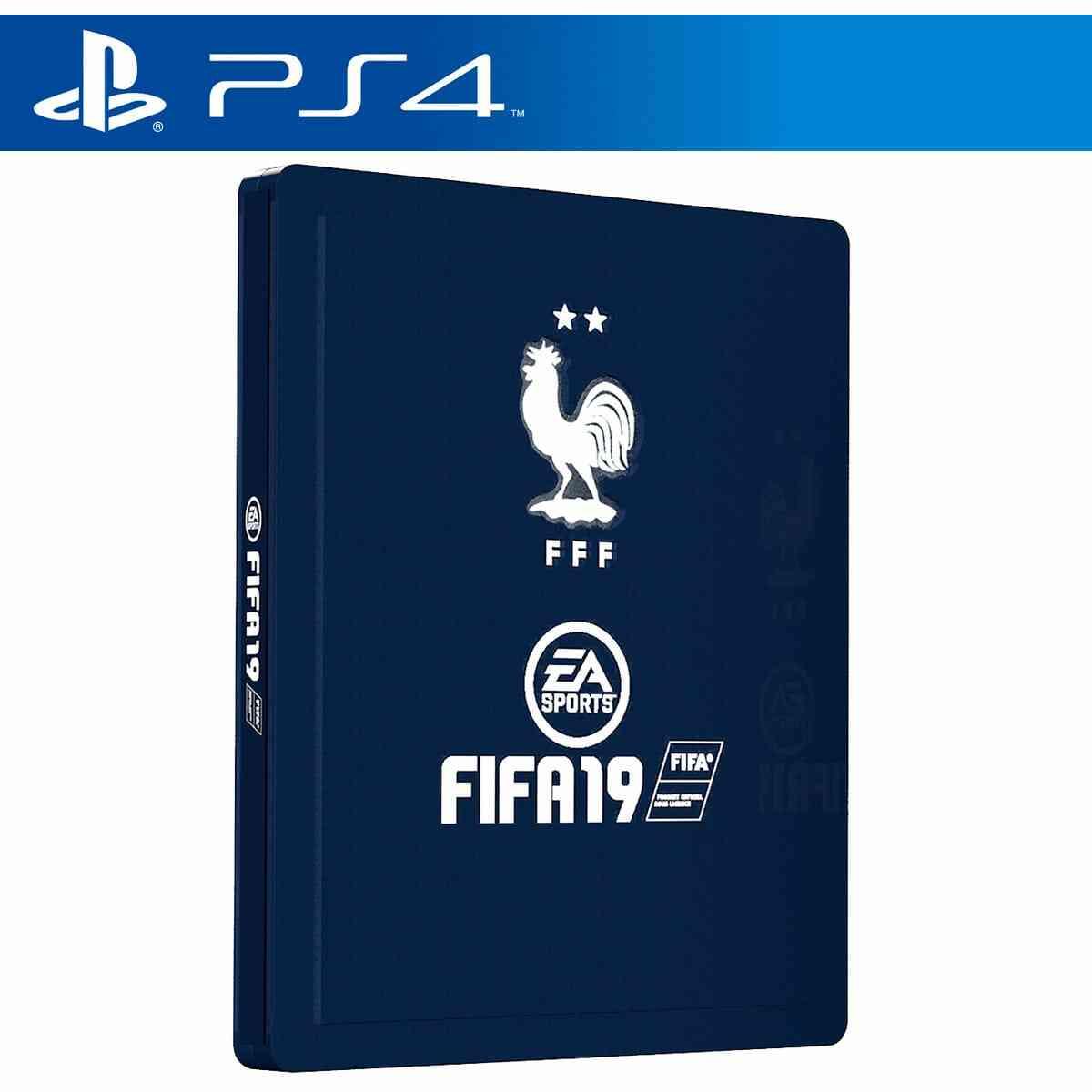 FIFA 19 Collector Edition Jeu PS4 1