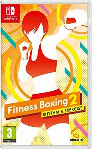 Fitness Boxing 2 Rhythm & Exercise Jeu Switch 1