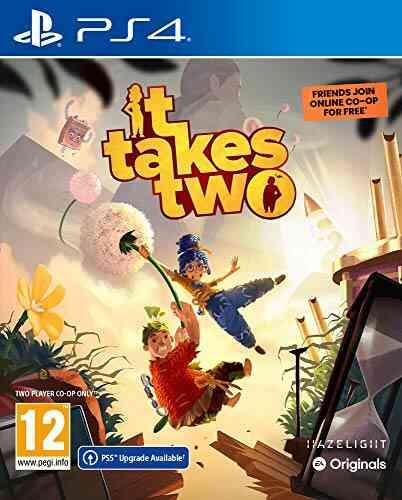 It Takes Two Jeu PS4 1