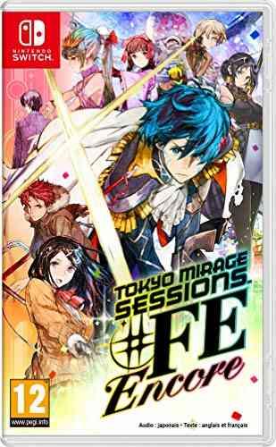 Jeu Nintendo Switch Tokyo Mirage Sessions #FE Encore 1