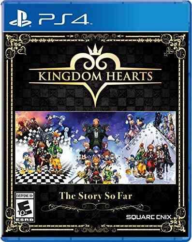 Kingdom Hearts The Story So Far Jeu PS4 1