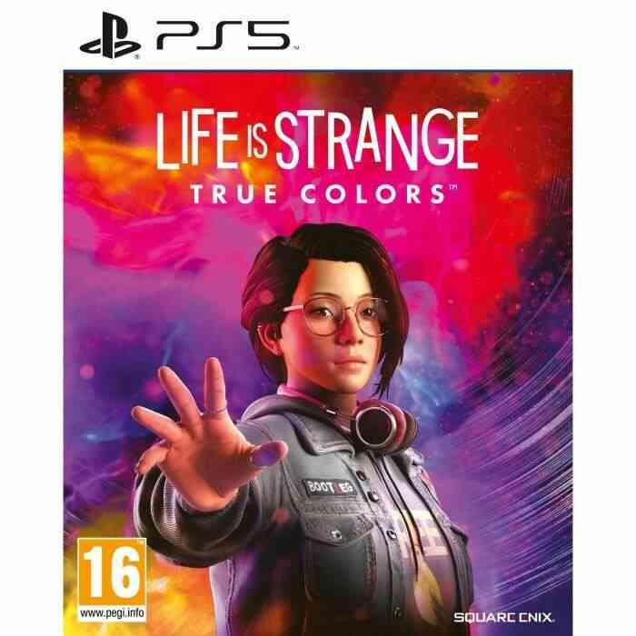 Jeu PS5 Namco LIFE IS STRANGE TRUE COLORS 1