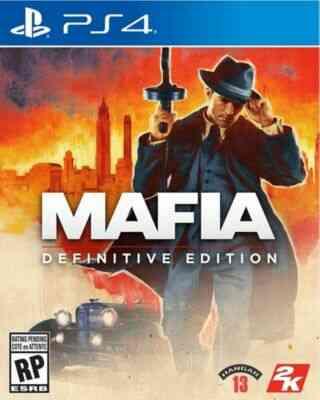Mafia : Definitive Edition Jeu PS4 1