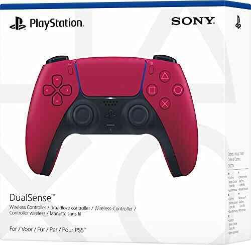 Manette sans Fil DualSense Rouge 1