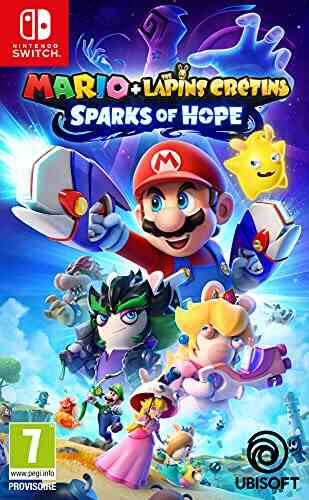 Mario + Lapins Cretins: Sparks Of Hope Switch (Playstation 4) 1