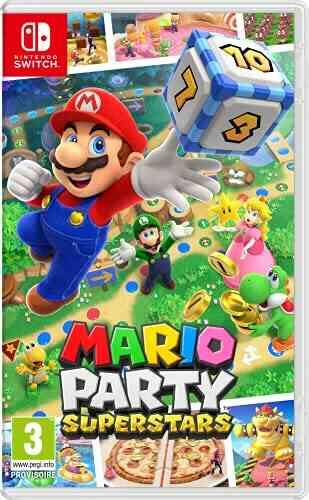 Mario Party Superstars (Nintendo Switch) 1