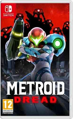 Metroid Dread (Nintendo Switch) 1