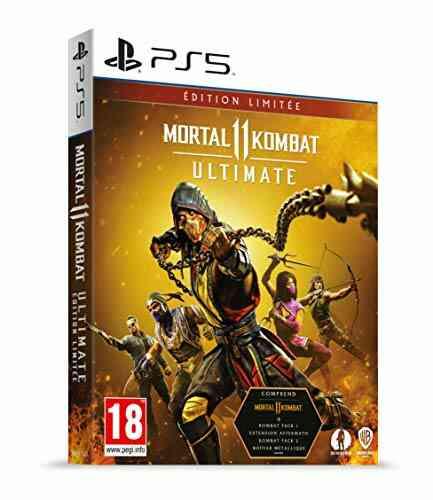 Mortal Kombat 11 Ultimate - Édition Limitée Jeu PS5 1