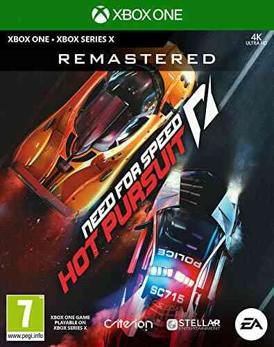 Need for Speed : Hot Pursuit Remastered Jeu Xbox One 1