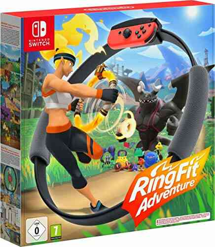 Ring Fit Adventure pour Nintendo Switch 1