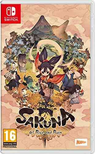 Sakuna Of Rice and Ruin (Nintendo Switch) 1