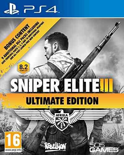Sniper Elite III - Ultimate Edition 1