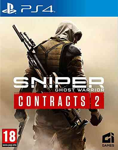 Sniper Ghost Warrior Contracts 2 (PS4) 1