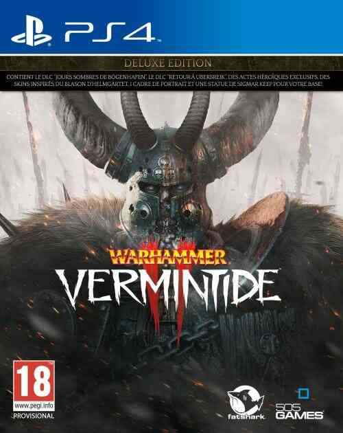 Warhammer Vermintide 2 Edition Deluxe PS4 1