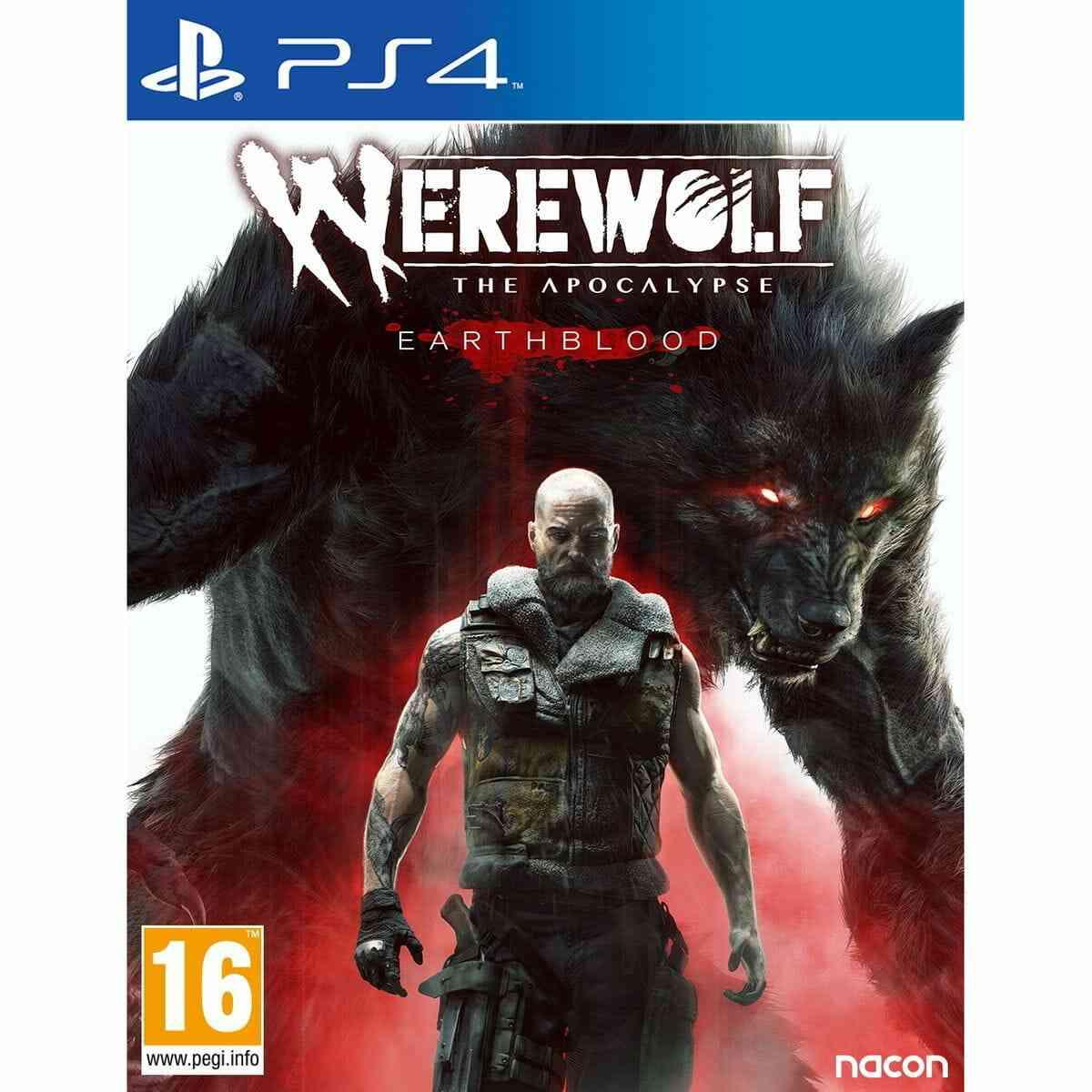 Werewolf The Apocalypse Earthblood PS4 1
