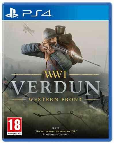 Wwi Verdun Western Front (PS4) 1
