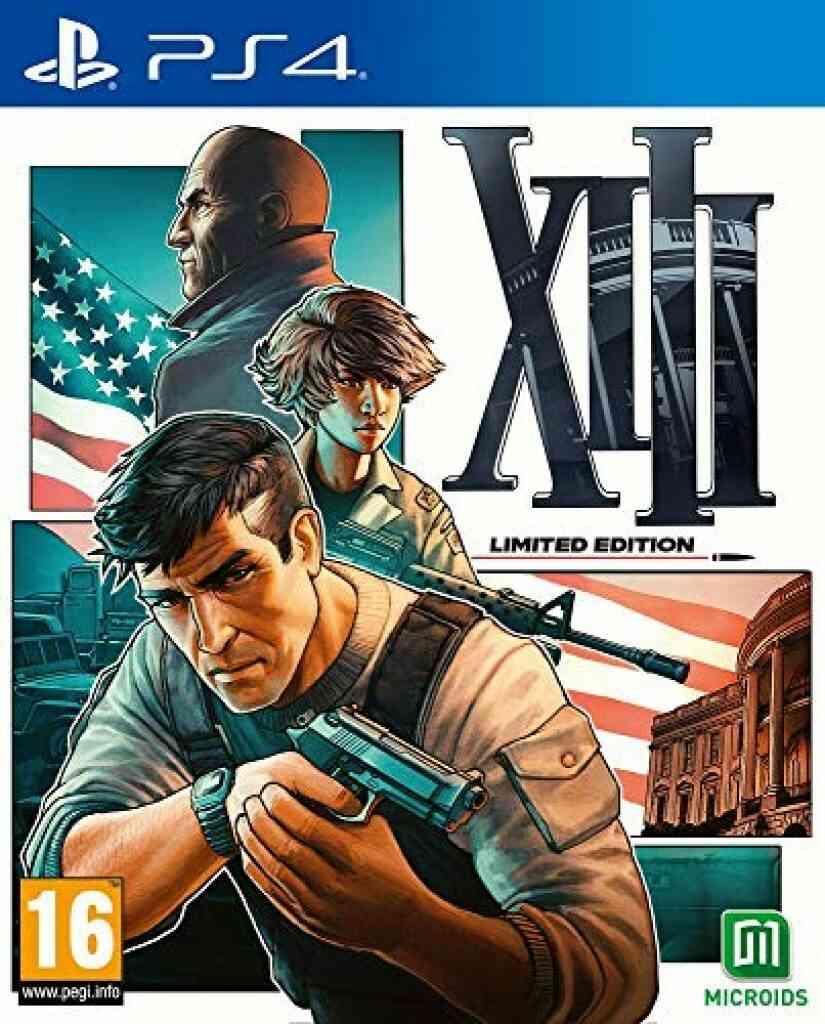 XIII Edition Limitée PS4 1