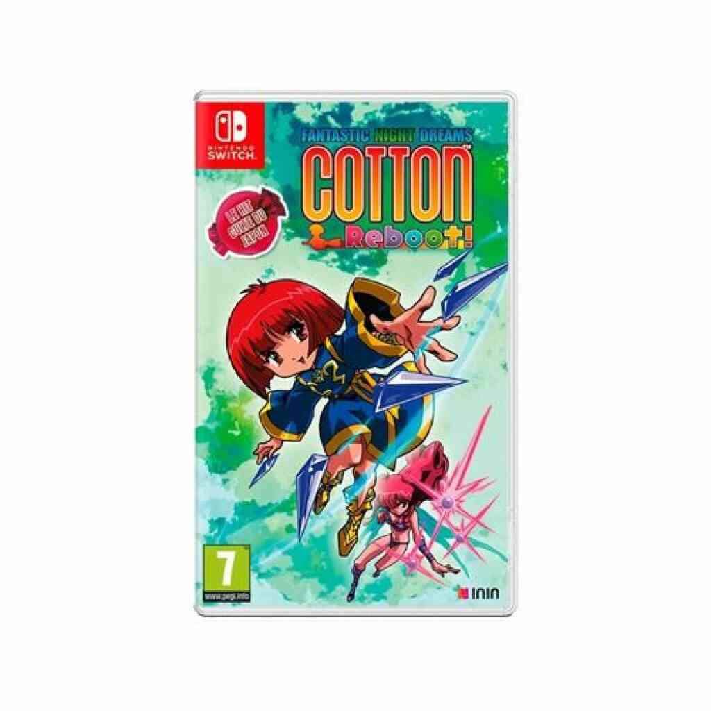 - Précommande - Cotton REBOOT! Nintendo Switch 1