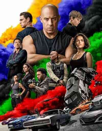 - Précommande - Fast And Furious 9 Steelbook Blu-ray 1