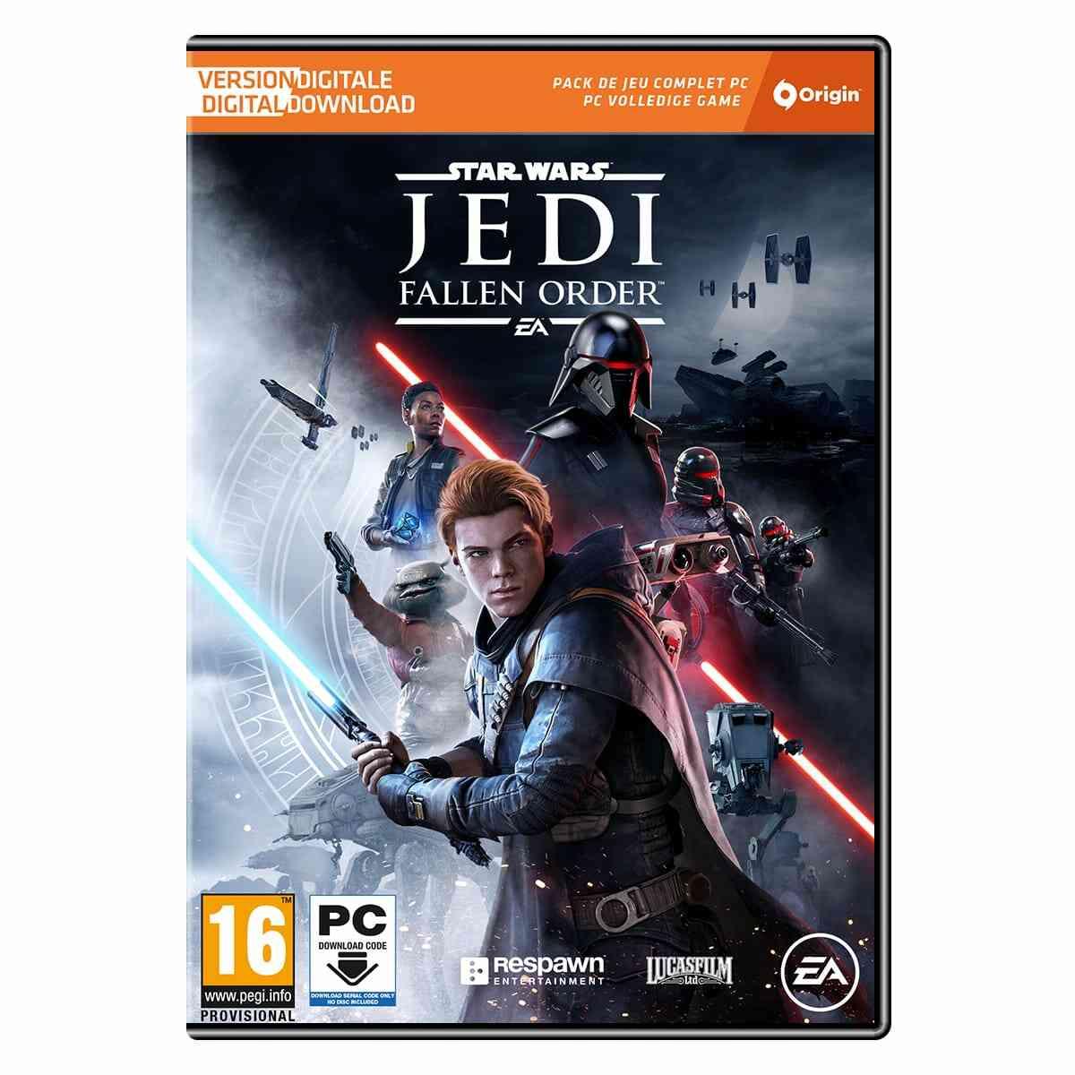 Jeux PC et Mac Electronic Arts Publishing Star wars jedi : fallen order 1