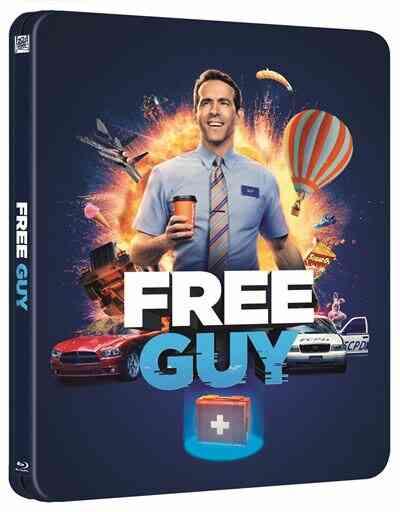 - Précommande - Free Guy Edition Spéciale Fnac Steelbook Blu-ray 4K Ultra HD 1