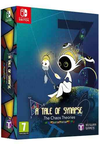 A TALE OF SYNAPSE THE CHAOS THEORIES COLLECTOR ED SWITCH 1