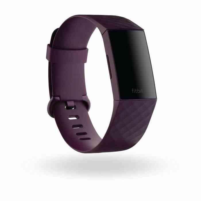 Bracelets connectés Fitbit Charge 4 Bois de Rose 1
