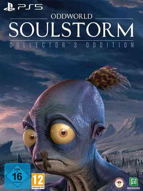 Oddworld Soulstorm Edition Collector PS5 1
