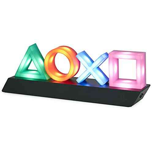 Paladone Icons light PlayStation, PP4140PS, Multi-color 1