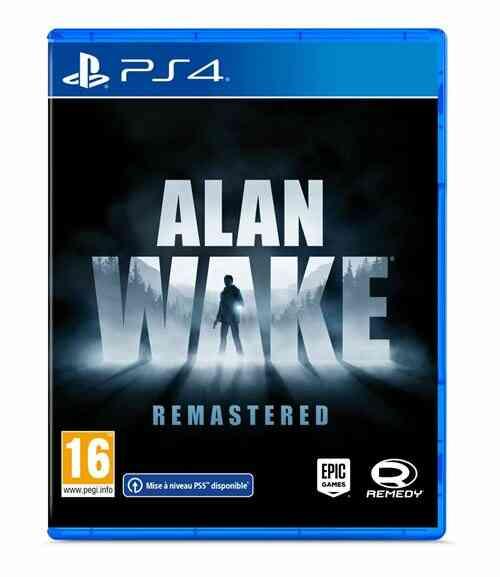 Alan Wake Remastered (PS4) 1