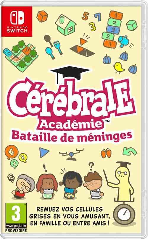 Cérébrale Académie : bataille de méninges (SWITCH) 1