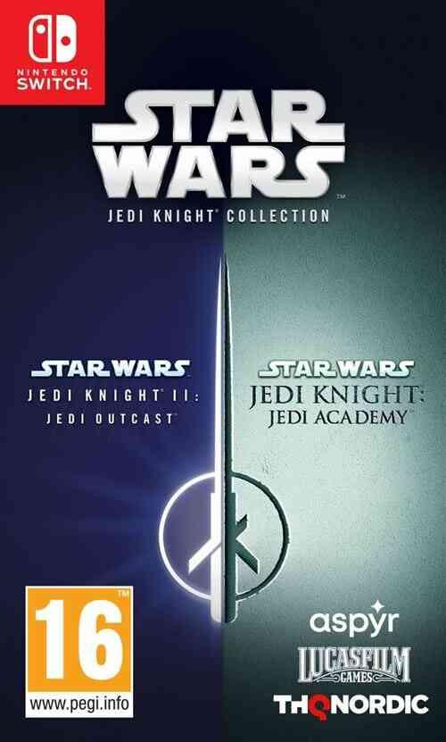 Star Wars Jedi Knight Collection Nintendo Switch 1