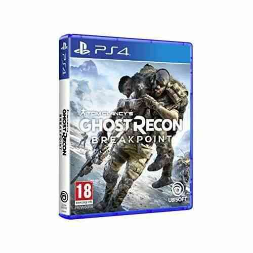 Ghost Recon Breakpoint Langue Francaise - Playstation 4 1