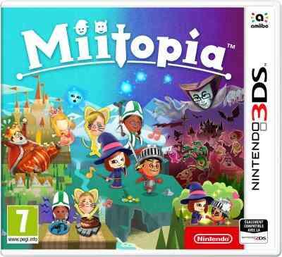 Jeux 3DS / 2DS Nintendo Miitopia 1