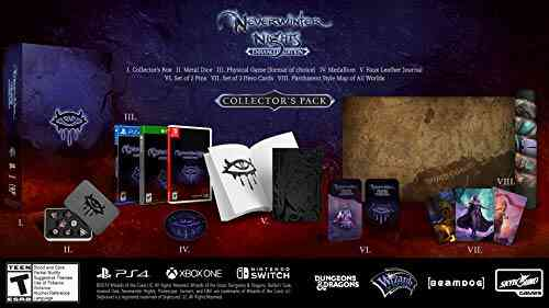 Neverwinter Nights Enhanced Edition Collector PS4 1