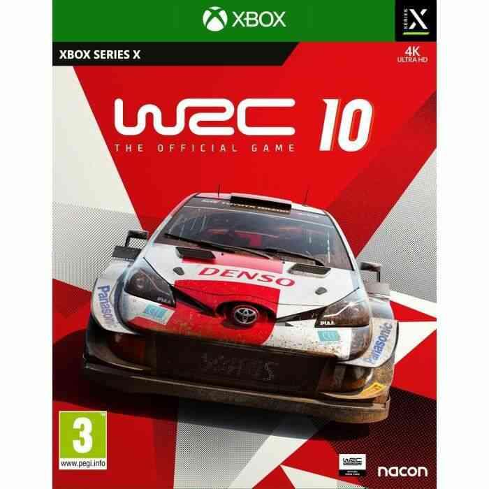 Consoles Xbox One Zkumultimedia Wrc 10 - xbox sx 1