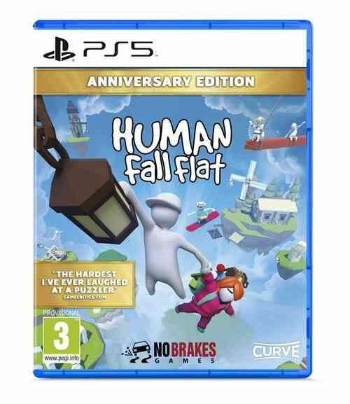 Human Fall Flat Anniversary Edition PS5 1