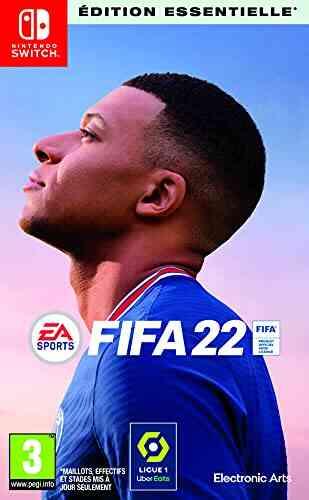 Jeu Switch Electronic Arts Fifa 22 switch 1