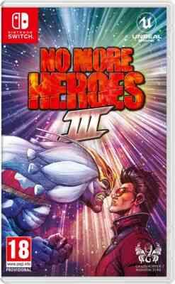 Jeu Switch Nintendo No More Heroes 3 1